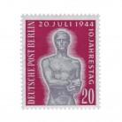 Berlin 1954, Mi.Nr. 119 Attentat auf Adolf Hitler, Postfrisch