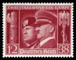 Deutsches Reich 1941 Deutsch-Italienische Waffenbrüderschaft, Mi.Nr. 763, Postfrisch
