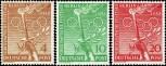 Briefmarken Berlin 1952, Mi.Nr. 88-90 Olympia, Postfrisch
