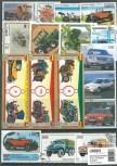 Briefmarkenpaket: Auto & Motorfahrzeuge (100 Briefmarken)