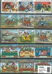 Briefmarkenpaket: Comic & Walt Disney (100 Briefmarken)