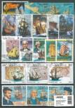 Briefmarkenpaket: Schiffe & Boote (100 Briefmarken)