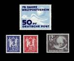 DDR kompletter Jahrgang 1949, Postfrisch