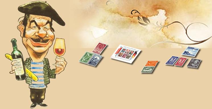 Das exklusive Präsent für Briefmarken-SammerInnen