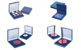 Etuis für Münzen