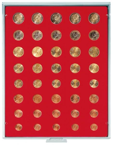 Münzbox STANDARD für 5 Euro-Kursmünzensätze