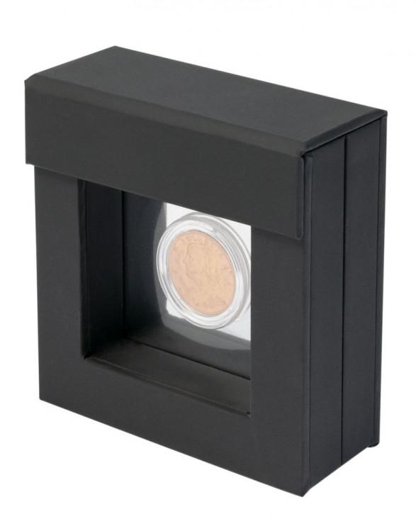 Lindner Objektrahmen NIMBUS 50, Rahmeninnenmaße 50 x 50 mm, schwarz