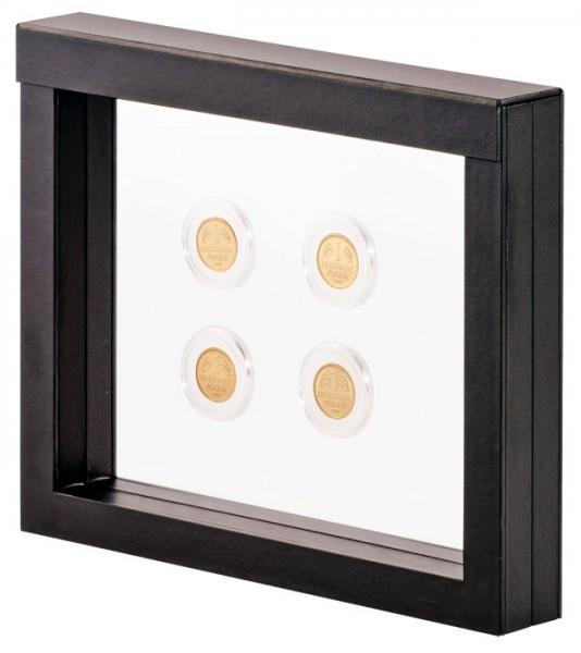 LINDNER Objektrahmen NIMBUS 230, Rahmeninnenmaße 230 x 180 mm, schwarz
