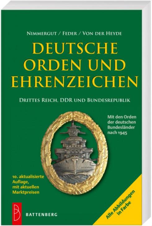 Deutsche Orden und Ehrenzeichen: 1800-1945