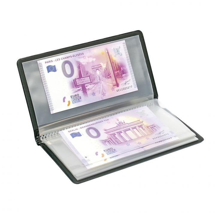 Taschenalbum für Banknoten und sonstige Belege